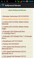 Screenshot of Watch Movies Online