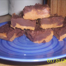 Never-Fail  Two-Tone Fudge