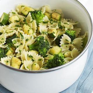 Garlic Zucchini Broccoli Pasta Recipes