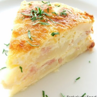 Ham and Potato Bake