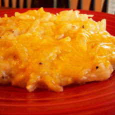 Creamy Hash Browns Potato Casserole