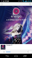 Screenshot of Energia 97 FM