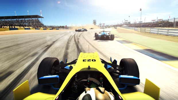 Codemasters releases a new trailer showing off Grid Autosport's open-wheel racing discipline