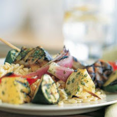 Summer Vegetable Kabobs