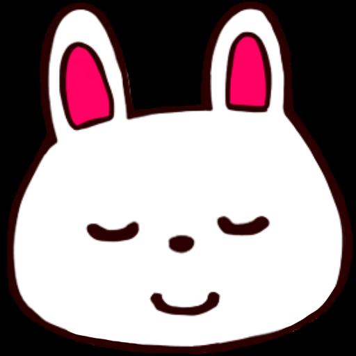 ウサコのライブ壁紙 個人化 App LOGO-硬是要APP