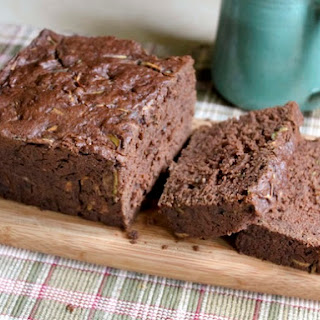 Gluten-Free Vegan Chocolate Zucchini Bread