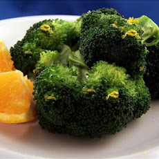 Orange (Or Lemon) Broccoli