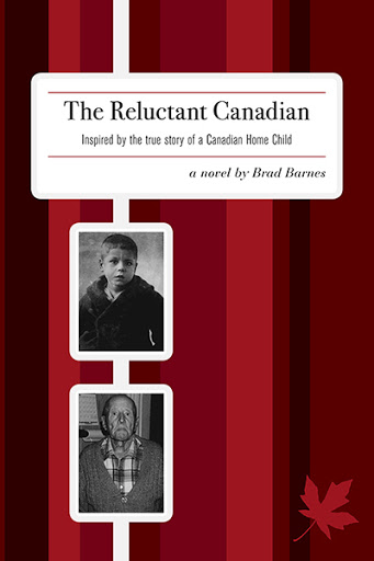 The Reluctant Canadian cover