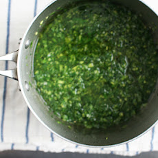 Ginger Scallion Sauce