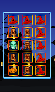 Puzzle Game-Halloween Hook Up - screenshot