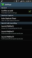 Screenshot of Shortcut Master (Secret Codes)