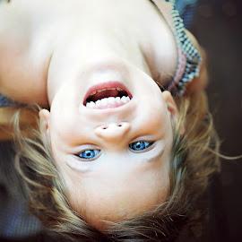 upside down by Lucia STA - Babies & Children Children Candids