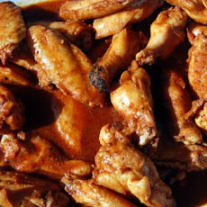 Really Hot Hot Wings