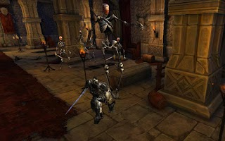 Screenshot of Royal Knight:Dungeon Fight