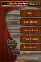 Screenshot of Swiped