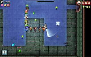 Screenshot of Nimble Quest