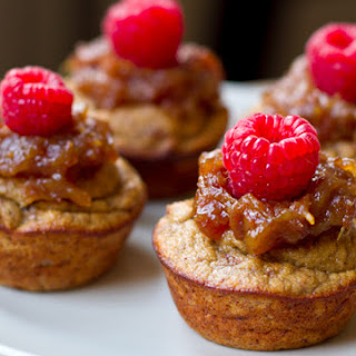 Sticky Date Pudding Muffins