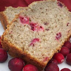 Banana Cranberry Bread