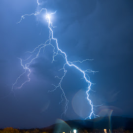 Out Back Power by Michael Beazley - News & Events Weather & Storms