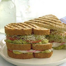 zakary pelaccio s lobster club sandwich avocado and sprout club ...