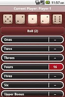 Screenshot of ultraDice