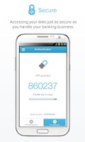 Screenshot of MyDigipass.com Authenticator