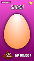 Screenshot of Poo Egg Tamago clickers