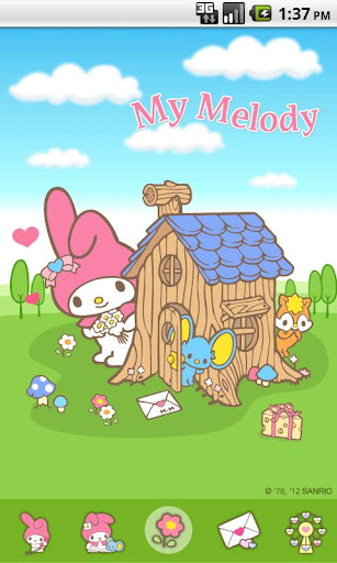 My Melody House Theme