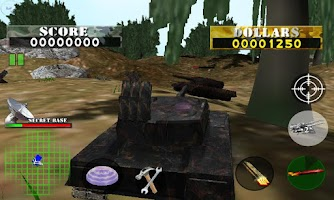 Screenshot of Tank War Defender