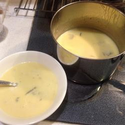 Quick-but-Yummy Oyster Stew