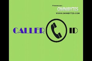 Screenshot of CallerID