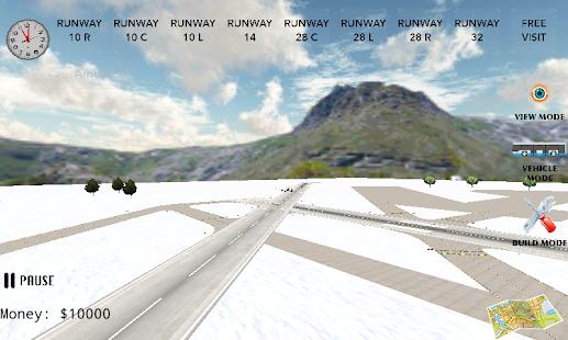 Взлом игры Airport Traffic 3D.