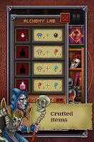 Screenshot of Dragon's dungeon Lite