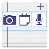notePad Photos,Sounds,Sync