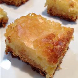 Gooey Butter Cake Yellow Cake Mix Recipes