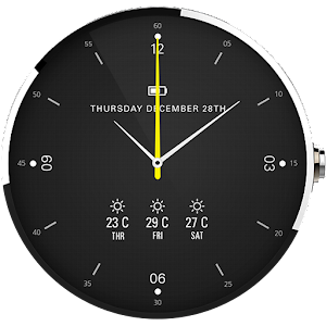 Cover art Weather Watch Face - Moto 360