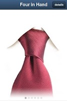 Screenshot of Tie Knots Free
