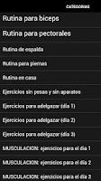 Screenshot of Guía de Ejercicios