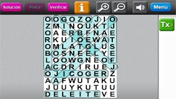 Screenshot of iQuiz
