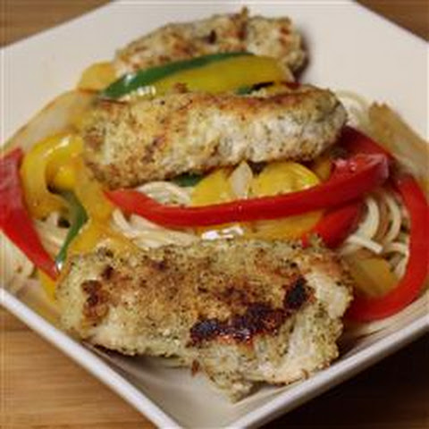 Three Pepper Chicken