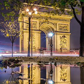 Arc of Triumph by Iosif Miclaus - Buildings & Architecture Statues & Monuments