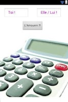 Screenshot of Love Calculator Pro