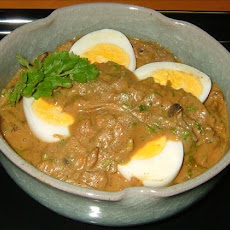Delhi-Style Egg Curry