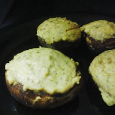 Herbed Cheese-Stuffed Mushrooms
