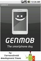 Screenshot of GenMob
