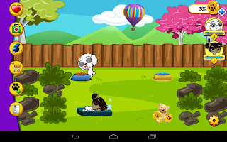 Screenshot of Pet Playground