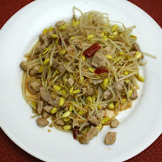 Weeknight Pork and Bean Sprouts Stir-Fry
