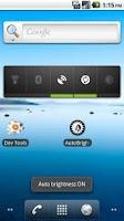 Screenshot of Auto Brightness Switch