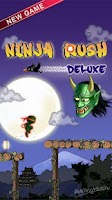 Screenshot of Ninja Rush Deluxe