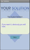 Screenshot of Your Solution Free-World Ver.